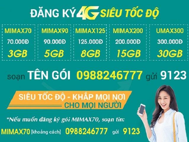 Hủy Gói Cước 4G Viettel