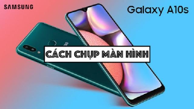 Chụp màn hình Samsung
