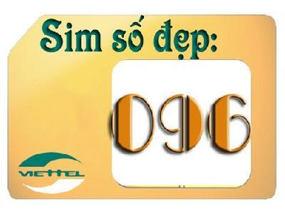Đầu số 0961 của nhà mạng Viettel