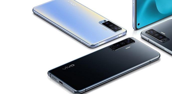 Cấu hình không chê vào đâu được của Vivo X50